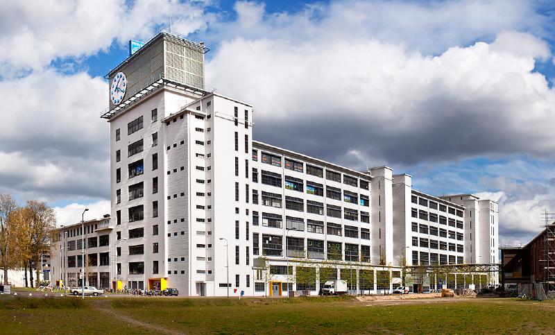 Klokgebouw Strijp S Eindhoven
