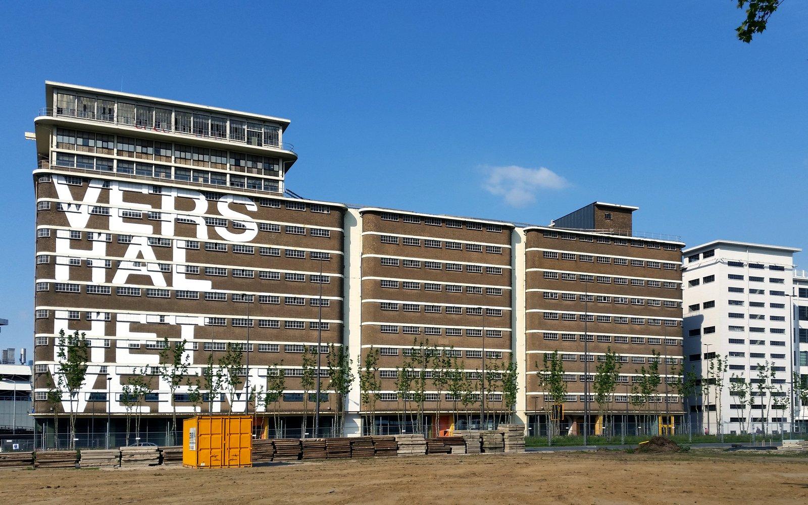 glasvezel internet Veemgebouw Strijp S Eindhoven